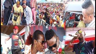 Mwanzo Mwisho Fujo Alizofanya Diamond Tandale, Vilio vyatawala wengine wazimia