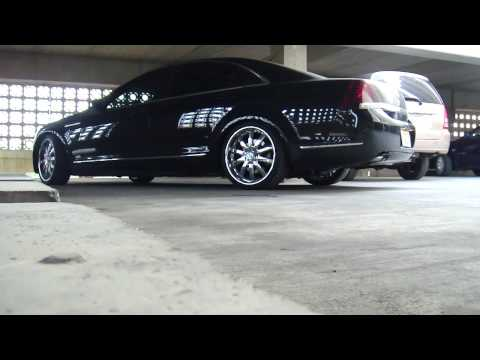 WM Caprice 6.0 Exhaust