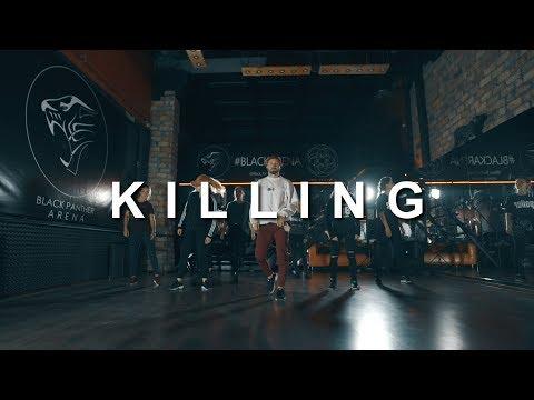 """Killing"" choreography by Pasha Trutnev    oct 2018"