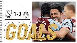 GOALS | WEST HAM UNITED 1-0 BURNLEY