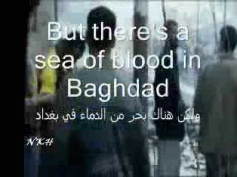 Ghristmas In Fallujah- Iraq By Billy  Joel .