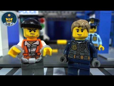 Thumbnail: LEGO Police Station Breakout Part 2