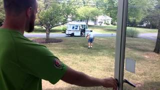 When the mailman loves your dogs