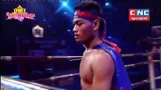 Thoeun Theara, Cambodia Vs Kamlaipetch, Thailand, Khmer Boxing 30 September 2018