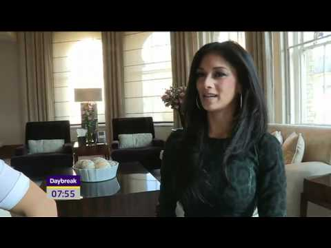 Nicole Scherzinger - Interview (Daybreak - 31st October 2011)