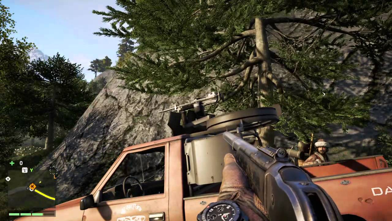 Far Cry® 4 Ps4 Gameplay Free Roam,fighting,looting,and