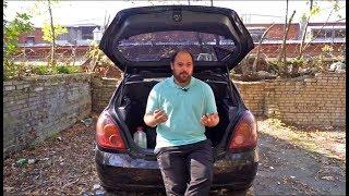 Тест-драйв Nissan Almera.  Твоя первая тачка!