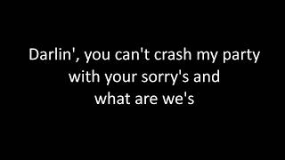 You Broke up With Me - Walker Hayes(Lyrics)(HQ/HD)
