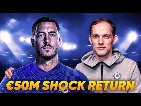 Chelsea Ready To Pay €50m For Eden Hazard Return?! | Euro Transfer Talk