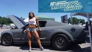 Video 2018 American Muscle Mustang Show at Maple Grove Raceway download MP3, 3GP, MP4, WEBM, AVI, FLV Juni 2018