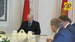 Перспективы развития отечественного тракторостроения обсудили на совещании у Президента