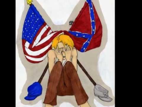 Hetalia: Civil War: Confederate and Union, America