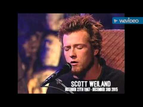 Stone Temple Pilots - Andy Warhol (David Bowie cover) MTV unplugged 1993