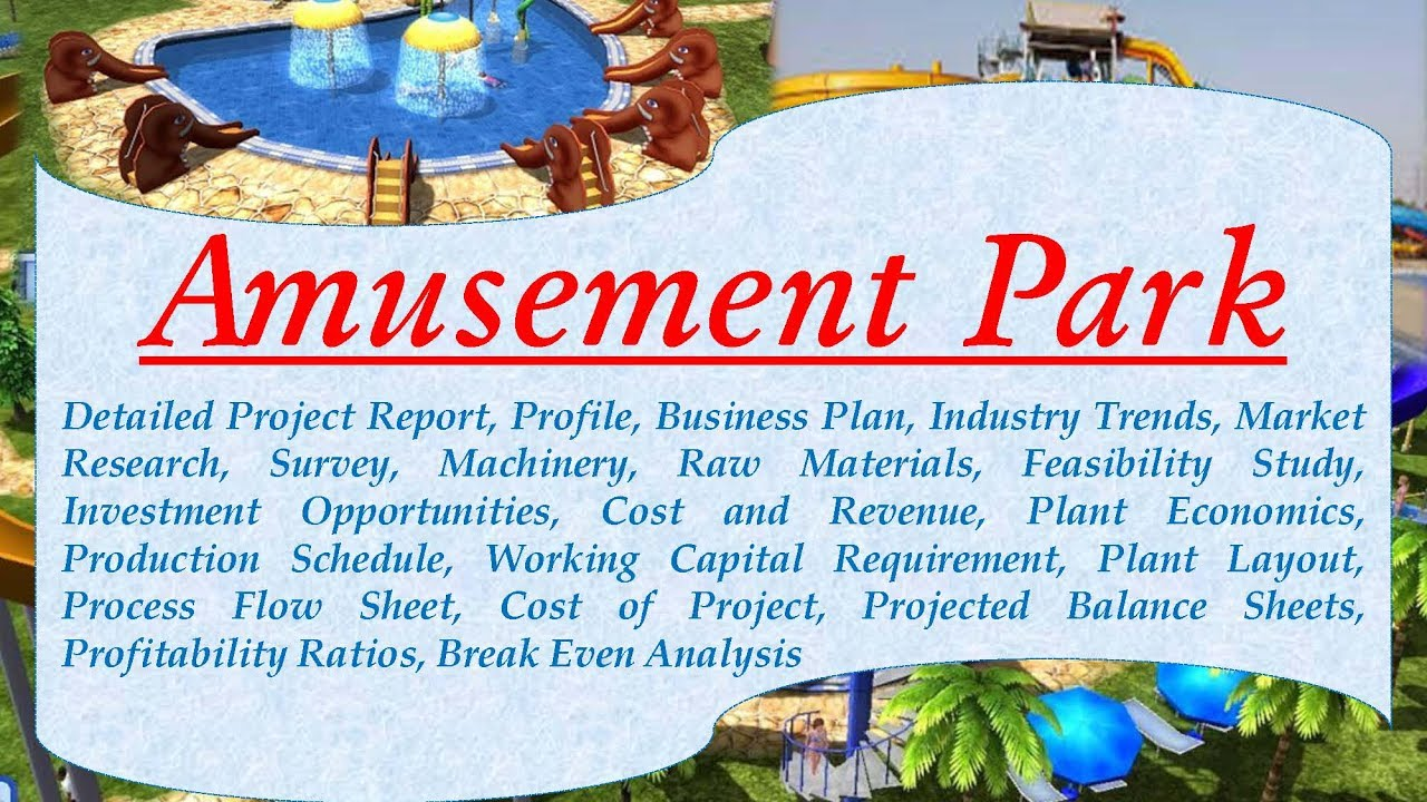 theme park business plan