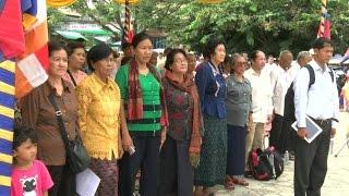 Người Khmer Krom họp về vùng Nam Bộ