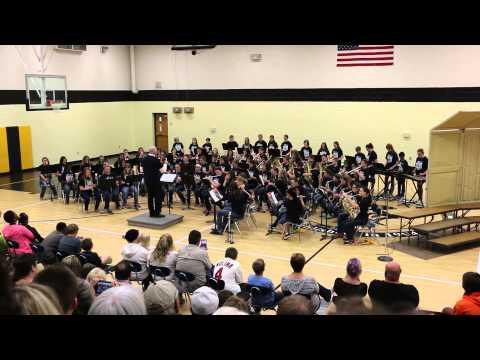 Granite Rock Farmington 6th Grade Beginning Band