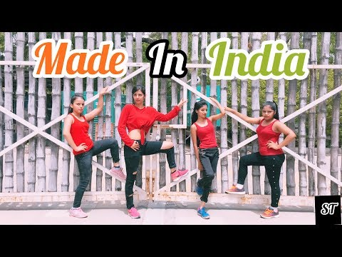 MADE IN INDIA | Guru Randhawa | Bhushan Kumar | Elnaaz Norouzi | Dance Cover | Shalu Tyagi Dance.