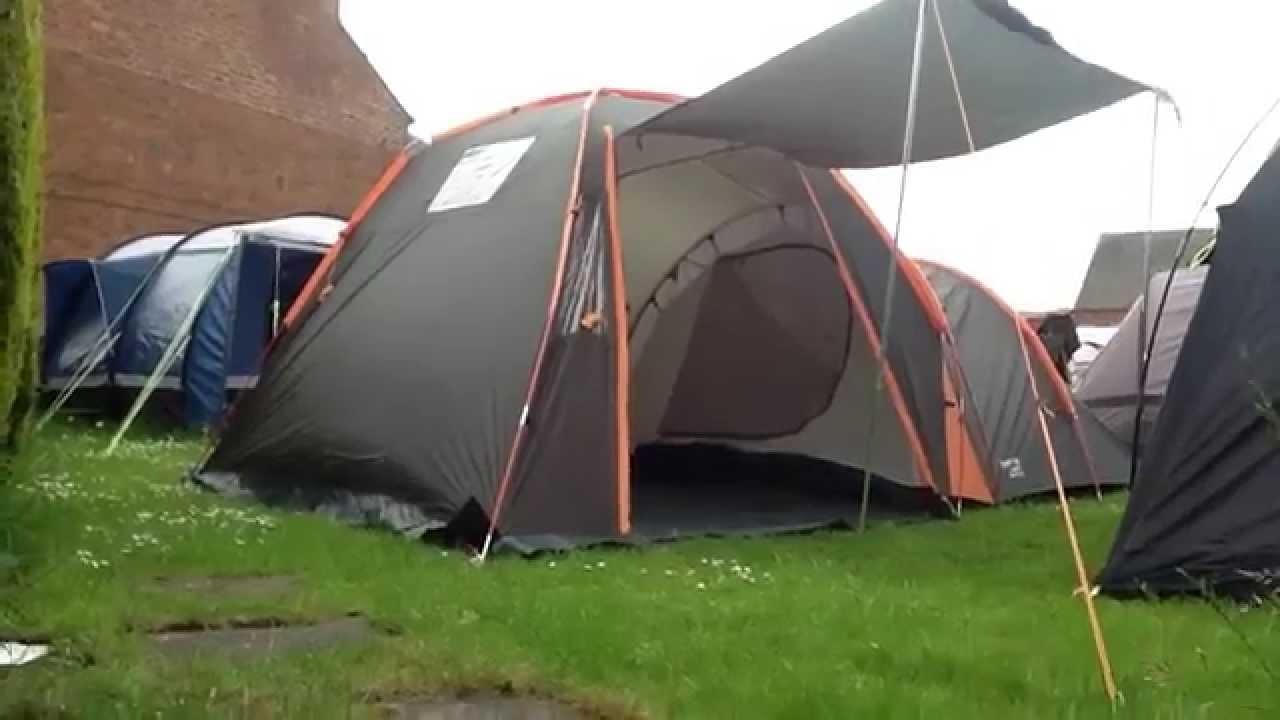 & Regatta tent - perfect for summer music festivals - YouTube