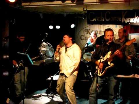 5/4/2009 - Ryan & Crash Course Karaoke Band - My Own Worst Enemy
