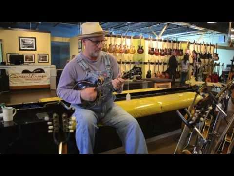 Carter Vintage Guitars - Mike Compton - Feb. 18th 1924 Loar w/ Virzi