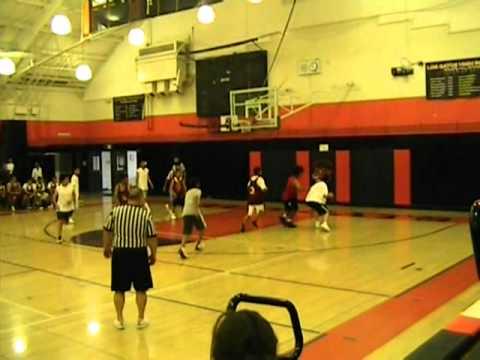 2006/06/19 Cupertino JV versus Saratoga JV Basketball part 1 of 2