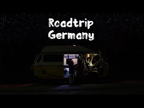 A road trip through Germany - Full HD