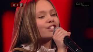 'Bohemian Rhapsody' - Queen. Elene/Nino/Sofia. The Voice Kids Russia 2019.