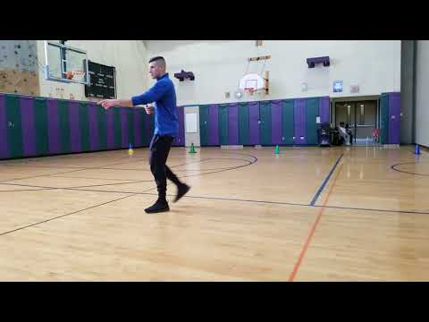 Nicholas Coco- Track Lesson Standing & Sprinter Start