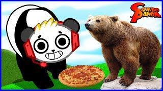 Bear Simulator Grizzly Vs. Panda Let's Play with Combo Panda