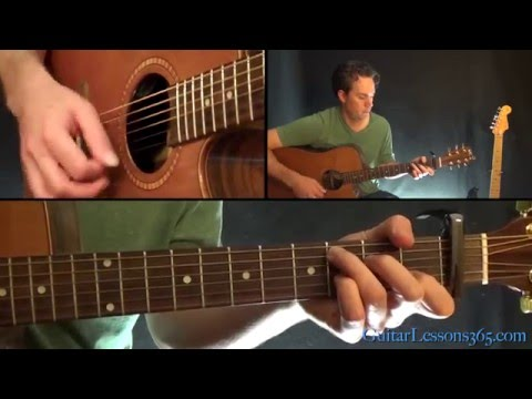 Angel Guitar Chords Lesson - Sarah McLachlan