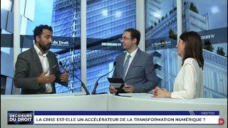 Legal Digital Day : La crise est-elle un accélérateur de la transformation numérique ?