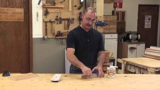 How to Prevent Corning When Sanding Shellac