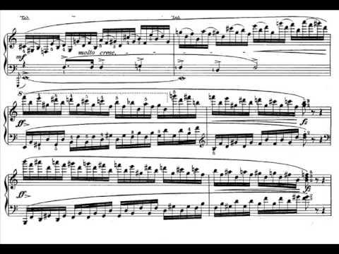 Chopin Etude Op.25 No.11 (Winter Wind) Audio + Sheet Music