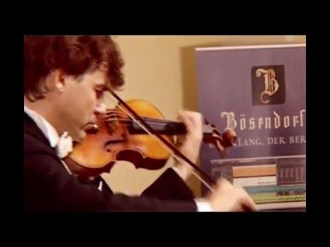 Manrico Padovani: Ysaye Solo Sonata No. 6 live in Vienna - 1 of 11