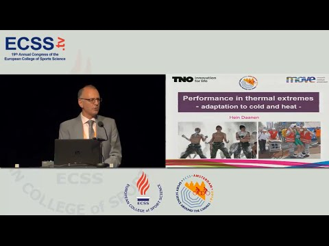 Performance in thermal extremes adaptation to heat and cold Prof. Daanen
