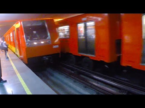 The Metro of Mexico City - HD GoPro