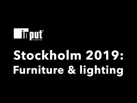 Stockholm Furniture & Light Fair 2019 | Part 1