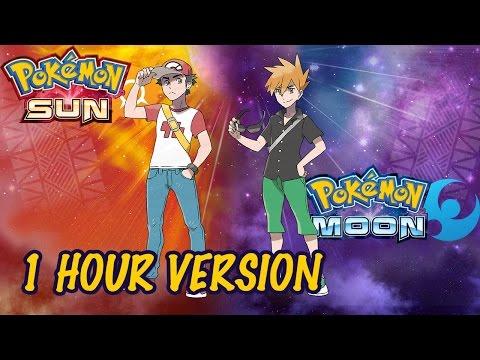 Red & Blue Battle Theme - 1 HOUR - Pokémon Sun & Moon OST