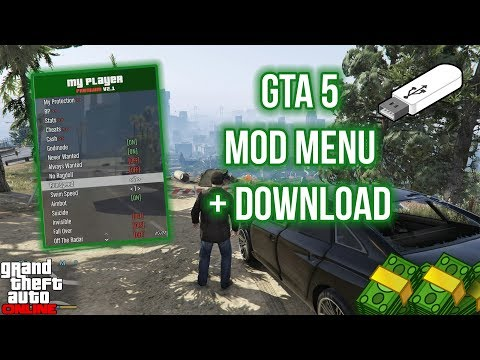 GTA 5 Online: How To Install USB Mod Menus! (XB1,PS4, PS3,XB360, & PC) | NEW 2019!