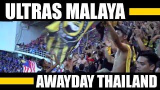90 MIN to AFF Final 2018 - ULTRAS MALAYA - BEST OF BANGKOK - AFF SEMIFINAL THAILAND vs MALAYSIA