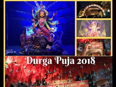 The Magic Of Durga Puja 2018