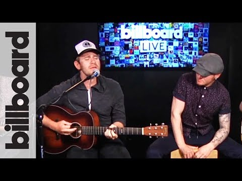 Lifehouse - 'You and Me,' 'Hanging by a Moment,' & More Live Acoustic Performance | Billboard