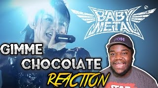 Lyrics: Babymetal Gimme Chocolate Official