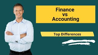 Finance vs Accounting | Are They Both Same? | Know the Top Differences