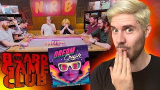 Let's Play DREAM CRЏSH   Board Game Club