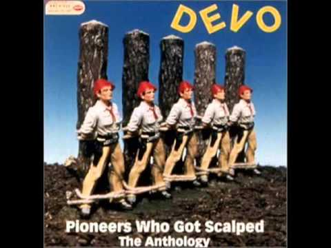 DEVO  Working In A Coalmine