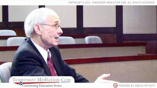 Interview with Hon. Robert P. Murrian, United States Magistrate Judge - Tennessee-Mediation.com v2