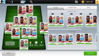 New Star Soccer Manager (Match Engine)