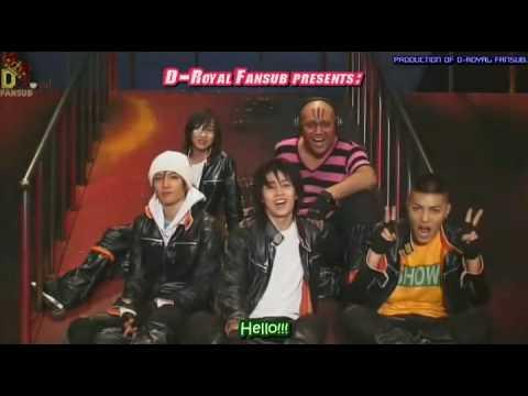 DRoyal Air Gear Musical backstage