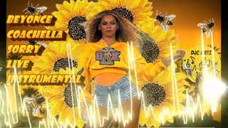 Beyonce Sorry Coachella Filtered Instrumental